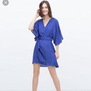 Zara women's mini dress